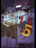 Saint Young Men Omnibus 5 (Vol. 9-10)