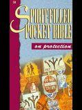 Spirit Filled Pocket Bible-Protector