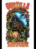 Godzilla: Complete Rulers of Earth Volume 2