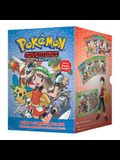 Pokémon Adventures Ruby & Sapphire Box Set: Includes Volumes 15-22