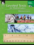 Leveled Texts for Mathematics: Measurement [With CDROM]
