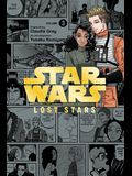 Star Wars Lost Stars, Vol. 3 (Manga)