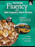 Increasing Fluency with High Frequency Word Phrases Grade 1 (Grade 1) [With 2 CDROMs]