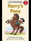 Harry's Pony