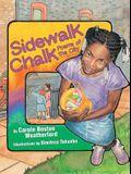 Sidewalk Chalk: Poems of the City