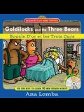 Easy French Storybook: Goldilocks and the Three Bears(book + Audio CD): Boucle d'Or Et Les Trois Ours [With CD]