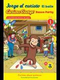 Jorge El Curioso El Baile/Curious George Dance Party (Cgtv Reader)