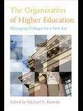 The Organization of Higher Education