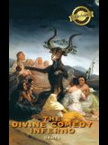 The Divine Comedy: Inferno (Deluxe Library Binding)