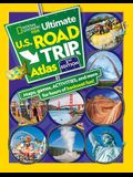 Ngk Ultimate U.S. Road Trip Atlas, 2nd Edition