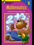 Mathematics, A Step-By-Step Approach Homework Booklet, Grade 1 (Homework Booklets)