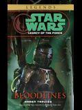 Bloodlines: Star Wars Legends (Legacy of the Force)