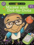 Mazes and Dot-To-Dots, Grades K - 1