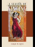 A Season of Singing: Creating Feminist Jewish Music in the United States