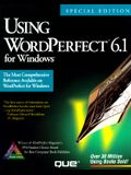 Using WordPerfect 6.1 F/Windows