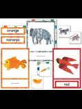 World of Eric Carle(tm) Colors Learning Cards
