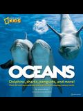 Oceans: Meet 60 Cool-Sea Creatures and Explore Their Amazing Watery World