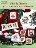 Fast & Festive 50 Christmas Designs: Cross Stitch