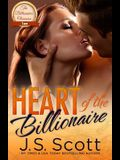 Heart Of The Billionaire: : (The Billionaire's Obsession Sam)