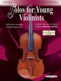 Solos for Young Violinists, Vol 6: Selections from the Student Repertoire