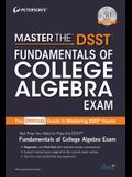 Master the Dsst Fundamentals of College Algebra Exam