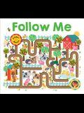 Follow Me: Maze Book
