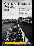 Critical Issues in Public Art: Critical Issues in Public Art