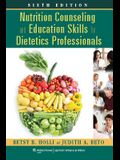 Nutrition Couseling and Education Skills for Dietetics Professionals, North American Edition