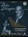 Jamey Aebersold Jazz -- Duke Ellington, Vol 12: Book & CD