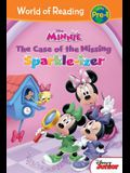 Minnie: The Case of the Missing Sparkle-Izer