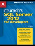 Murach's SQL Server 2012 for Developers: Training & Reference