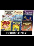 Little ACT Bk Dinosaurs Replen Pack 135 Bks