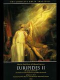 Euripides II: The Cyclops and Heracles, Iphigenia in Tauris, Helen (The Complete Greek Tragedies) (Vol 4)