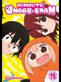 Himouto! Umaru-Chan Vol. 12