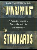Unwrapping the Standards: A Simple Process to Make Standards Manageable