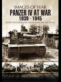 Panzer IV at War: 1939-1945