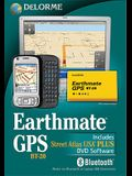 Earthmate GPS BT-20 2010: With Street Atlas USA 2010 Plus