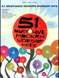 51 Must-Have Modern Worship Hits