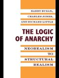 The Logic of Anarchy: Neorealism to Structural Realism