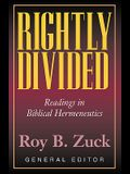 Rightly Divided: Biblical Hermeneutics