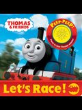 Mattel Thomas and Friends: Let's Race!