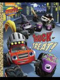 Truck or Treat! (Blaze and the Monster Machines)