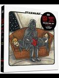 Darth Vader & Son / Vader's Little Princess Deluxe Box Set (Includes Two Art Prints) (Star Wars): (Star Wars Kids Books, Star Wars Children's Books, S