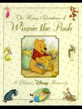 Many Adventures of Winnie the Pooh: A Classic Disney Treasury