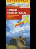 Scotland Northern England Marco Polo Map