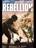 Rebellion: A Military Science Fiction Thriller