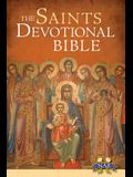 Saints Devotional Bible-NABRE
