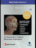Anatomy & Physiology Revealed (Allied Health Version) CD