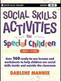 Social Skills Activities for Special Children: Grades K-5