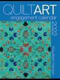 2022 Quilt Art Engagement Calendar